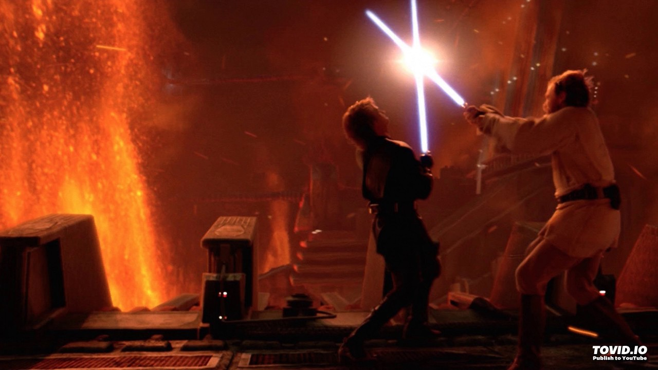 Star Wars Ep Iii Revenge Of The Sith Battle Of Heroes Soundtrack Youtube