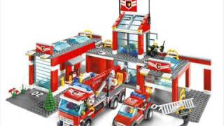 All Lego City Sets