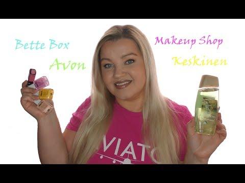 Kesäistä kosmetiikkaa ja ostoksia
