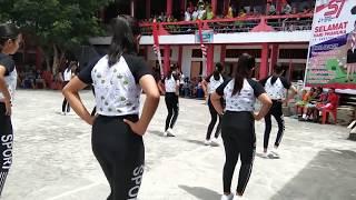 Download lagu Goyang Tobelo kelas IX.1 SMP Negeri 1 Siau Timur 2018