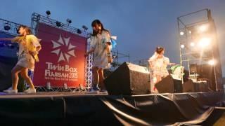 2015年09月22日 TwinBoxFUJISAN レッドステージ。 ・必殺!超神宿旋風 ...