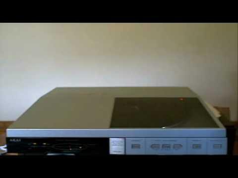 AKAI AP-M7Demo-- Serial Number 80920-25514