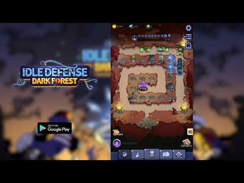 Idle Defense: Dark Forest trailer gp