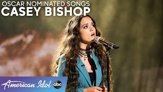 "Showstopping! Casey Bishop Puts Her Spin On ""Over The Rainbow"" - American Idol 2021"