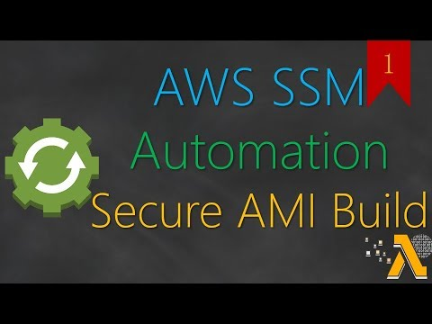 01 Golden AMI Creation   SSM Automation, Lambda, and Parameter Store