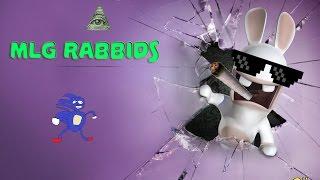 MLG RABBIDS PARODY (40 subscriber special?)