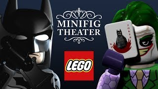 lego the dark knight minifig theater