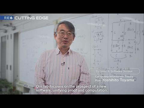 Computing Information Theory(Toyama Group)