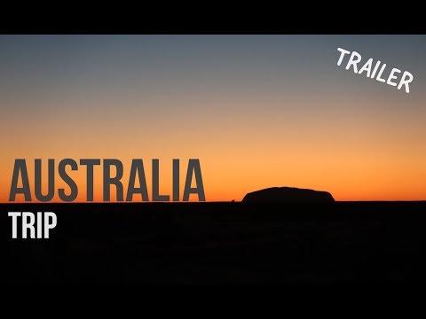 AUSTRALIA TRIP 2017 Trailer