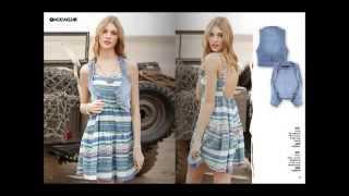 Catalogo Moda Club Linea Primavera Verano 2014 Zuria Vega Mayrin Villanueva