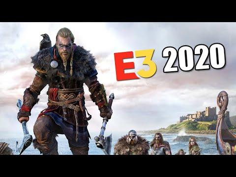 САМЫЕ ОЖИДАЕМЫЕ ИГРЫ Е3 2020 (ОНЛАЙН Е3 2020)
