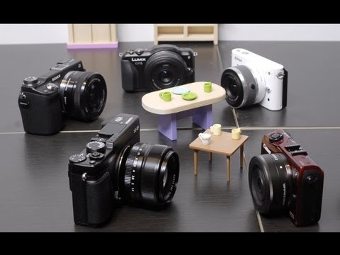 Canon EOS M Hands-On Field Test