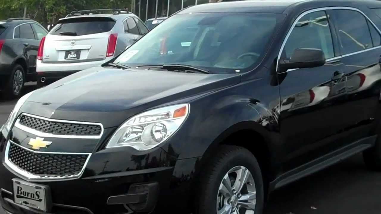 Equinox 2013 chevrolet equinox lt : 2013 Chevrolet Equinox LT Black, Burns Chevrolet, Rock Hill SC ...
