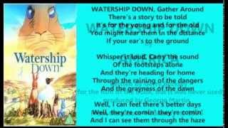 Watch America Watership Down video