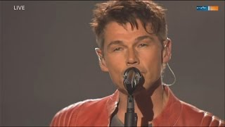 "[A-ha FR] A-ha ""Forest Fire"" - MDR Goldene Henne 2015 - 05/09/2015"