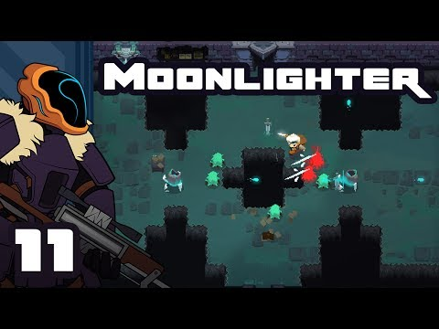 Let's Play Moonlighter [Pre-Alpha] - PC Gameplay Part 11 - Brimming With Confidence