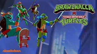 Brawlhalla x TMNT Launch Trailer