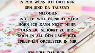 Saphir Orchester in Mir lyrics