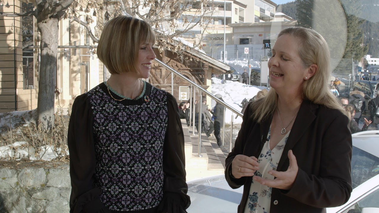 Hub Culture Davos 2020: Morag Watson, Chief Digital Innovation Officer, BP