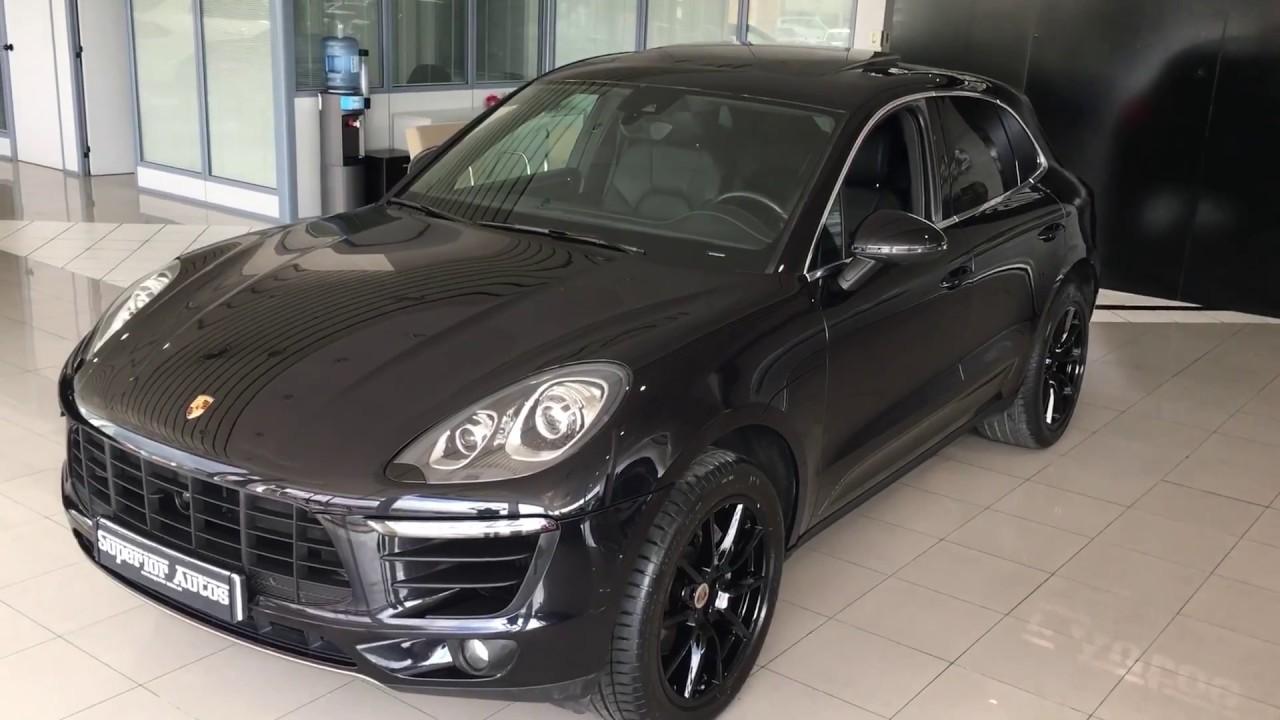 Porsche Macan S Black Edition Youtube