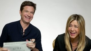 Jennifer Aniston and Jason Bateman Take The BuzzFeed BFF Test