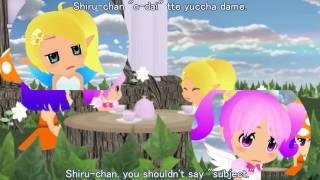【English Sub】 Piku-Shiru Logic 【gdgd Fairies】