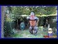 Inflatable Gorilla Costume (Fancy Dress / Halloween) | Set-Up & Review | MyKeyReviews