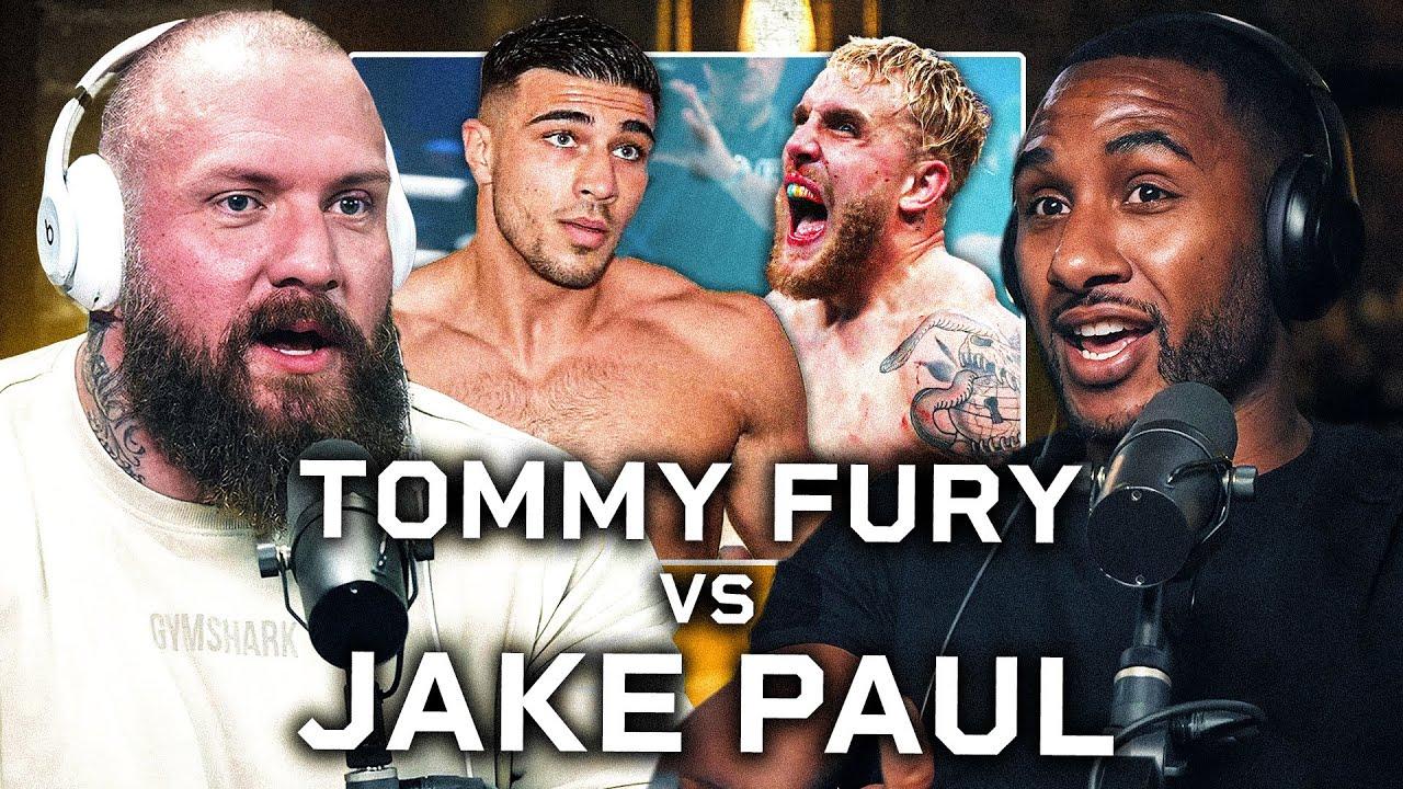 DEBATE: Would Tommy Fury BEAT Jake Paul?