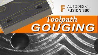 How to Improve Surface Finishes in Fusion 360 CAM!  FF118