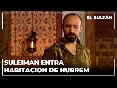 Sultan Suleiman quiere ver Hurrem! | El Sultán