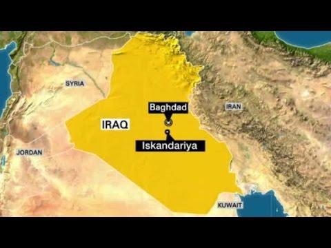 Suicide attack in Iraqi stadium blast kills 25