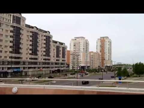 Government buildings of Astana, Kazakhstan