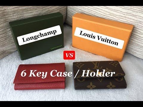louis-vuitton-vs-longchamp-6-ring-key-case-/-holder-|-comparison