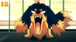 Пёс и Ножницы 10 серия
