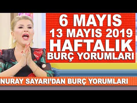TÜM BURÇLAR | Nuray Sayarı'dan haftalık burç yorumları | 6 Mayıs - 13 Mayıs