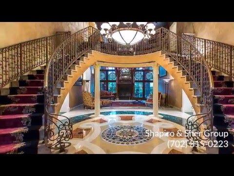 Luxury Home- 8608 Scarsdale Drive, Las Vegas, NV 89117