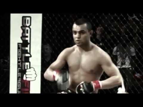 Gurdarshan Saint Lion Mangat MMA Highlight
