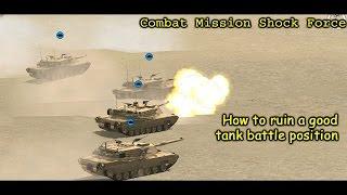 Tank Battle Positions   CMSF
