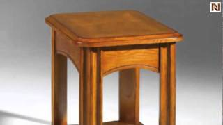 Rectangular End Table W/drawer Fremont T90221-00 By Hammary Furniture