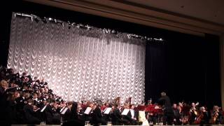 "Carl Orff ""Trionfo di Afrodite"" Gintaras Rinkevičius - Novosibirsk Philharmonic"
