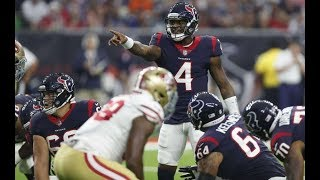 "Houston Texans Highlights vs. 49ers || ""Sweet Caroline"" ᴴᴰ || NFL Preseason Week 2"