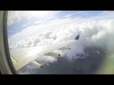China Airlines B737-800 B-18657 CI170 Take Off from Taoyuan / Announcement Chinese,English&Japanese