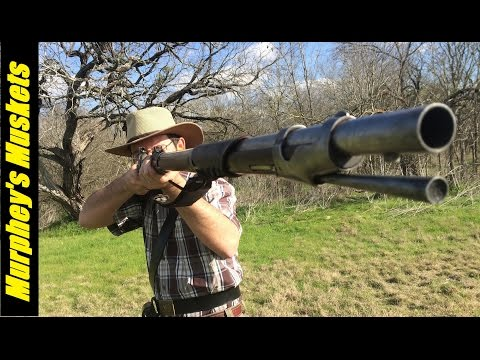 69cal Round Ball vs. Minie Ball in a 1842 Rifle Musket