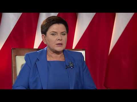 NIE DAMY SIĘ ZŁAMAĆ - z premier Beatą Szydło rozmawiają Dorota Kania i Ryszard Gromadzki. Oglądaj!
