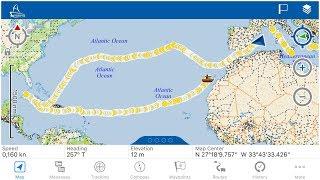 ТРАНСАТЛАНТИЧЕСКИЙ ПЕРЕХОД: Путешествия на яхте. ☸ Новый год и Рождество на Карибах