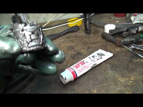 Ресурс рулевой рейки и карданчика после ремонта капролоновыми втулками.