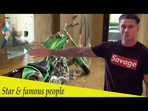 DJ Pauly D gives tour of his Las Vegas pad which has a tanning bed