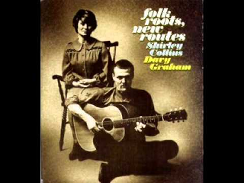 Shirley Collins and Davy Graham - Hares on the Mountain.flv