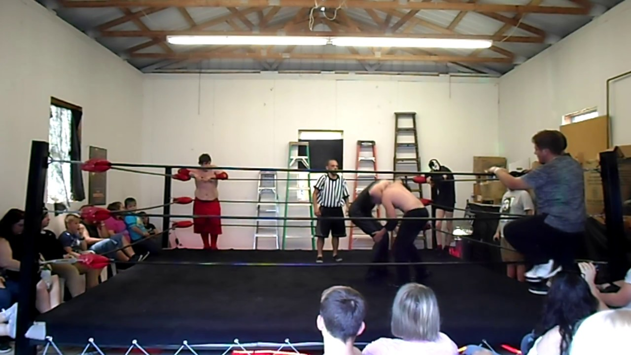 judgment day 2017 tag team championship match dominating