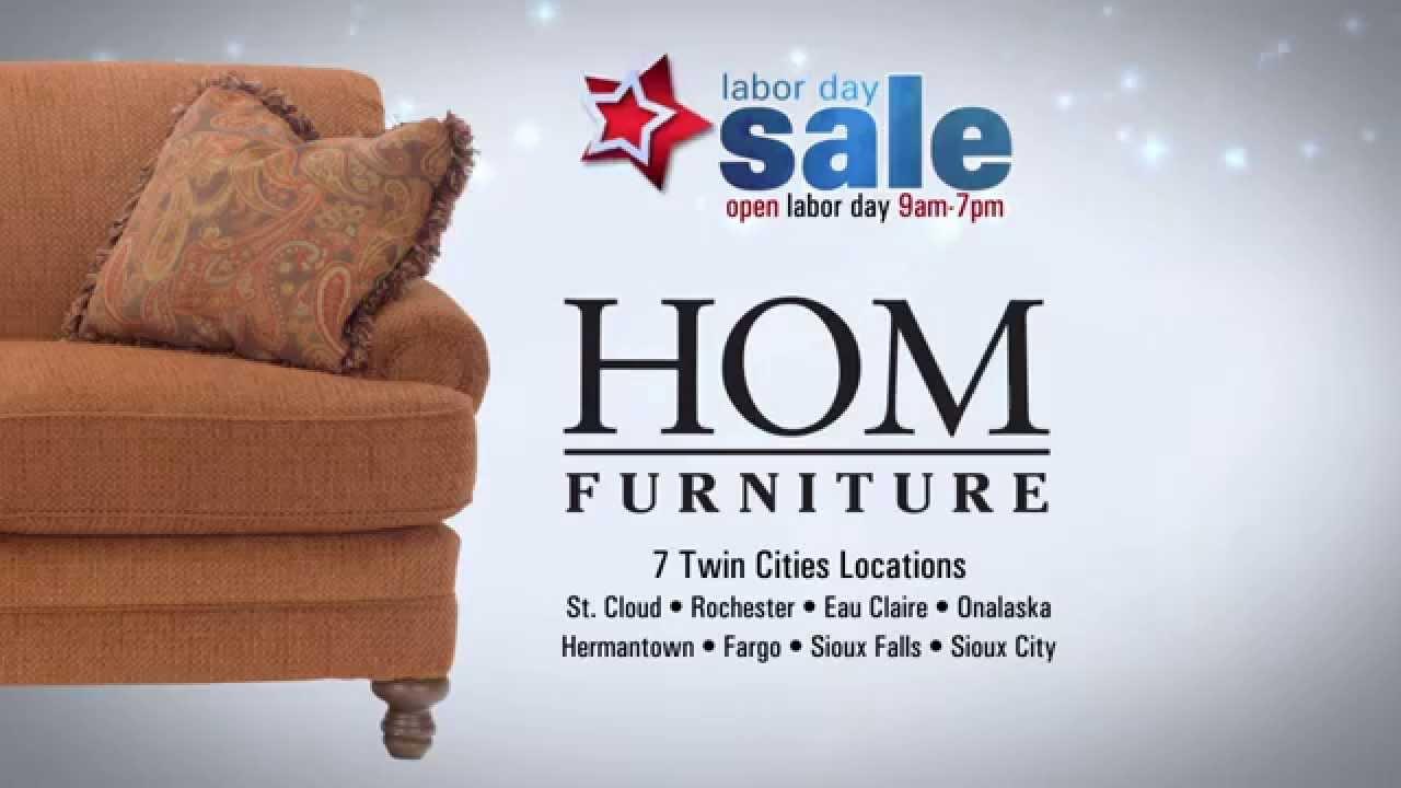 Hom Furniture Labor Day